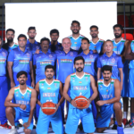 BFI announces India men Basketball squad For FIBA Asia Cup Qualifiers