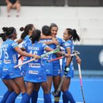 India women hockey team end new Zealand tour on a high