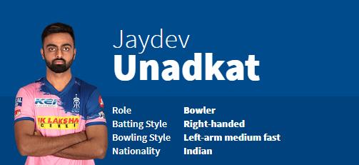 Jaydev Unadkat