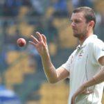 Josh Hazelwood names the Indian batsman whom he wants to mankad
