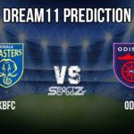 KBFC vs ODS Dream11 Prediction, Live Score & Kerela Blasters FC Vs Odisha FC Football Match Dream Team: Hero Indian Super League 2019/20