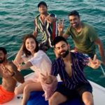 Kohli and company enjoy leisure time in New Zealand