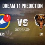 KTS vs CC Dream11 Prediction, Live Score & Knights vs Cape Cobras, Cricket Match Dream11 Team: South Africa ODD match