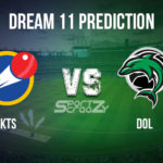 KTS vs DOL Dream11 Prediction, Live Score & Knights vs Dolphins, Cricket Match Dream Team: Momentum One Day Cup 2020, Match- 11