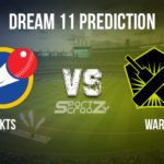 WAR vs KTS Dream11 Prediction, Live Score & Warriors vs Knights Wolves, Cricket Match Dream11 Team: South Africa ODD, 13th Match