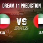 KUW vs UAE Dream11 Prediction, Live Score & Kuwait vs UAE Cricket Match Dream11 Team: ACC Western Region T20 2020 Match 7