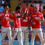 Totals Wins by KXIP in IPL