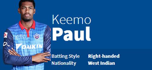Keemo Paul