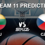 LTU vs CZE Dream11 Prediction, Live Score & Lithuania vs Czech Republic Basketball Match Lineups: FIBA EuroBasket Qualifiers 2021