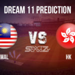 MAL vs HK Dream11 Prediction, Live Score & Malaysia vs Hong Kong, Cricket Match Dream11 Team: 1st T20I