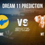 ME vs MT Dream11 Prediction, Live Score & Mashonaland Eagles vs Matebeleland Tuskers Cricket Match Dream11 Team: Pro50 Championship 2020