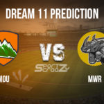 MOU vs MWR Dream11 Prediction, Live Score & Mountaineers vs Mid West Rhinos Cricket Match Dream11 Team: Pro50 Championship 2020