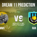 MWR vs RAN Dream11 Prediction, Live Score & Mid West Rhinos vs Rangers Cricket Match Dream11 Team: Pro50 chapionship