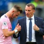 Foxes boss, Brendan Rodgers believes that James Maddison is being stitched up