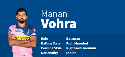 Manan Vohra