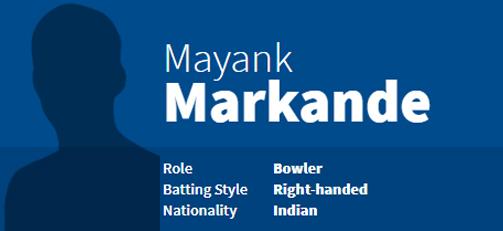 Mayank Markande