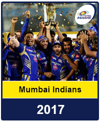 Mumbai Indians 2017