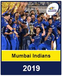 Mumbai Indians 2019