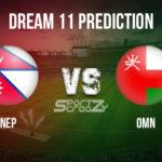 NEP vs OMN Dream11 Prediction, Live Score & Nepal v Oman Dream11 Team: CWC League-2 One day