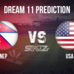 NEP vs USA Dream11 Prediction, Live Score & Nepal vs USA Cricket Match Dream11 Team: ICC CWC League Two 2019-20