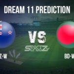 NZ-W vs BD-W Dream11 Prediction, Live Score & New Zealand Women v Bangladesh Women Dream11 Team: ICC Women's T20 World Cup 2020