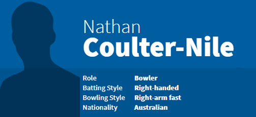 Nathan Coulter-Nile