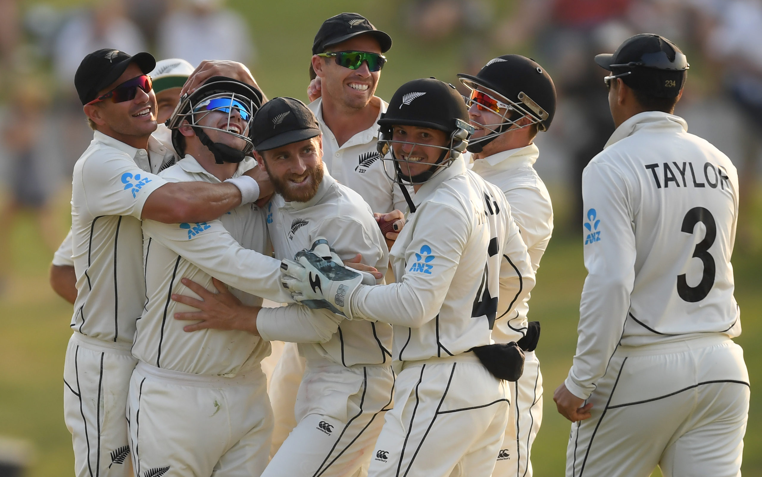 New Zealand v England - First Test: Day 4