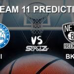 PHI vs BKN Dream11 Prediction, Live Score & Dream11 Team: NBA 2019-20 Regular Season