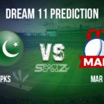PKS vs MAR Dream11 Prediction, Live Score & Pakistan Shaheens v Marylebone Cricket Club  Dream11 Team: MCC Tour of Pakistan
