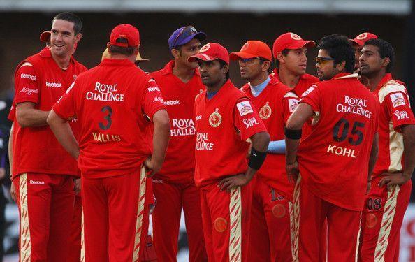 RCB in IPL 2011