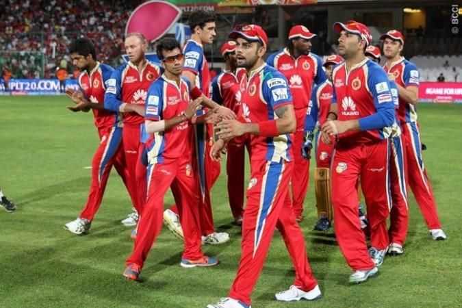 RCB in IPL 2014
