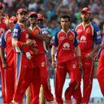 RCB Total Losses in IPL