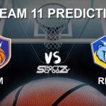 RM vs RBB Dream11 Prediction, Live Score & Real Madrid vs Retabet Bilbao Basket Match Lineups: Copa Del Rey 2019-20