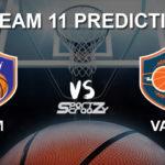 RM vs VAL Dream11 Prediction, Live Score & Real Madrid vs Valencia Basket Club Match Lineups: Copa Del Rey 2019-20
