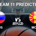 RUS vs MCD Dream11 Prediction, Live Score & Russia vs North Macedonia Basketball Match Lineups: FIBA EuroBasket Qualifiers 2021