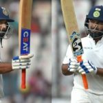 Rahane sympathizes with Pant after losing his spot in the Indian team