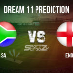 SA vs ENG Dream11 Prediction, Live Score & South Africa vs England, Cricket Match Dream Team: England Tour of South Africa 2019-20, 1st T20I