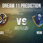SAU vs MUM Dream11 Prediction, Live Score & Saurashtra vs Mumbai Cricket Match Dream11 Team: Ranji Trophy, Round 8