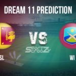SL vs WI Dream11 Prediction, Live Score & Sri Lanka Vs West Indies Cricket Match Dream11 Team: West Indies tour of Sri Lanka 2020