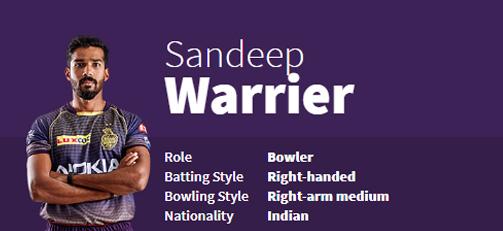 Sandeep Warrie