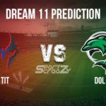 TIT vs DOL Dream11 Prediction, Live Score & Titans v Dolphins Dream11 Team: South Africa ODD 2020
