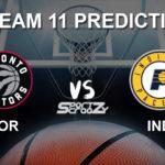 TOR vs IND Dream11 Prediction, Live Score & Toronto Raptors vs Indiana Pacers Basketball Match Dream11 Team: NBA 2019-20 Regular Season