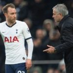 Jose Mourinho laments about the loss of Christian Eriksen