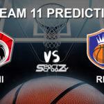 UNI vs RM Dream11 Prediction, Live Score & Unicaja vs Real Madrid Match Lineups: Copa Del Rey 2019-20