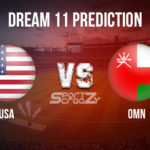 USA vs OMN Dream11 Prediction, Live Score & USA vs Oman Cricket Match Dream11 Team: ICC CWC League Two 2019-22