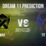 WAR vs TIT Dream11 Prediction, Live Score & Warriors vs Titans, Cricket Match Dream11 Team: Momentum One Day Cup 2020