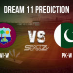 WI-W vs PK-W Dream11 Prediction, Live Score & West Indies Women vs Pakistan Women Cricket Match Dream11 Team: ICC Women's T20 World Cup 2020
