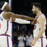 Sixers snap four-game skid after Korkmaz produced a career-high night against the Grizzlies