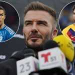 David Beckham confirms Inter Miami's interest in Lionel Messi and Cristiano Ronaldo