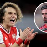 David Luiz happy to give up his place for Pablo Mari